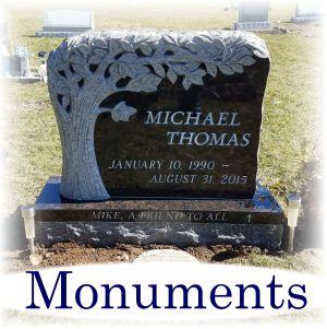 Monument Button