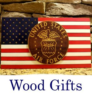 Wood Gifts Button