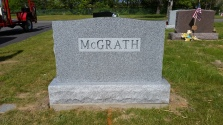 McGrath Back