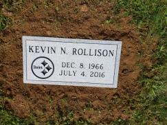 Rollison, Kevin