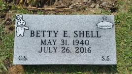 Shell, Betty